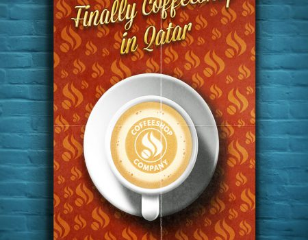 POSTER COFFEESHOP COMPANY